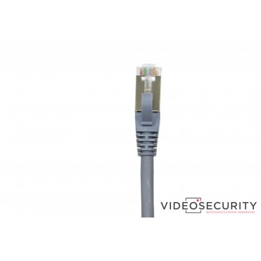 Excel 100-456 FTP patch kábel; cat6; 0,5 méteres LSOH köpennyel