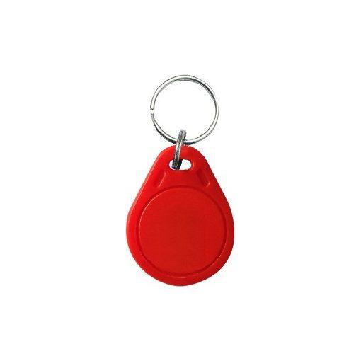 Nestron 113478 AM KeyTag No.3 piros Beléptető kulcstartó tag; 13.56 MHz; piros