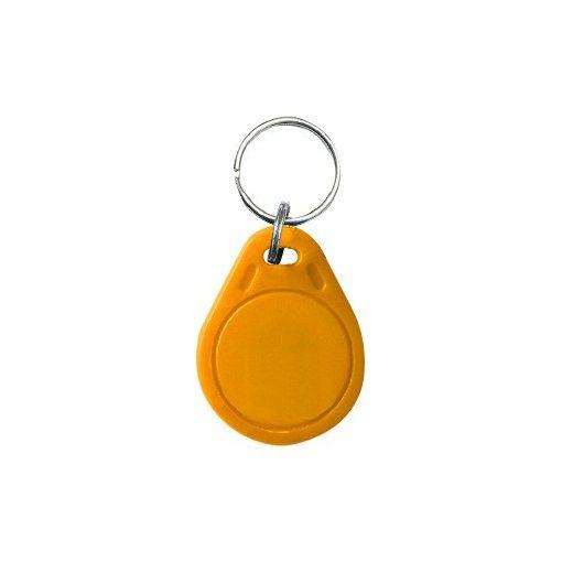 Nestron 113479 AM KeyTag No.3 sárga Beléptető kulcstartó tag; 13.56 MHz; sárga