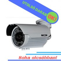 FH-6880 W Neon kültéri IR kamera