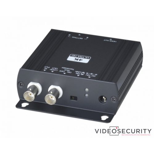 Nestron AD001UHD4 4K HD-TVI/AHD/HDCVI - HDMI konverter