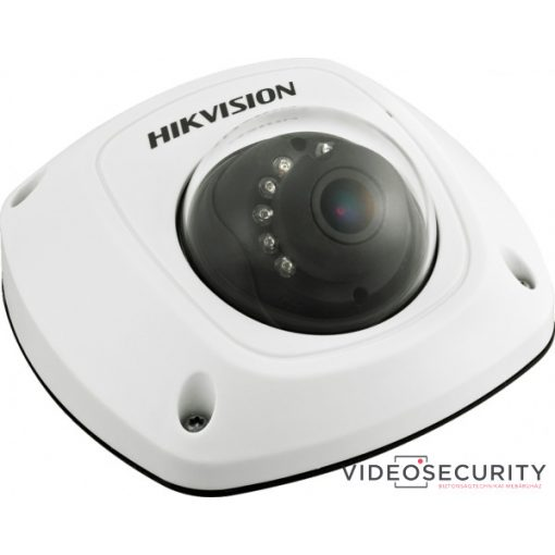 Hikvision AE-VC211T-IRS (3.6mm) 2 MP THD fix IR mini dómkamera mobil alkalmazásra; hangkimenet és mikrofon