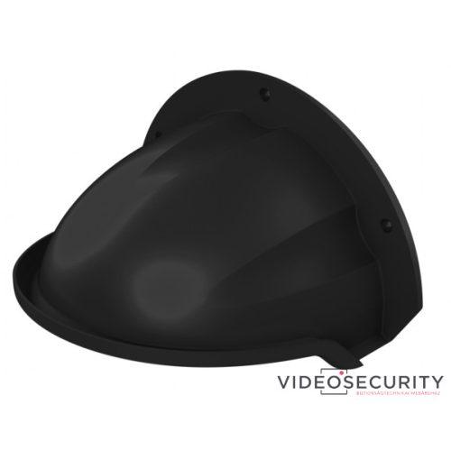 Hikvision DS-1250ZJ-B Esővédő kültéri dómkamerához fekete