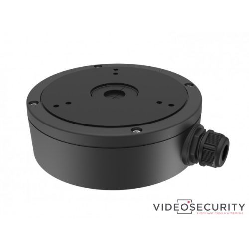 Hikvision DS-1280ZJ-M-B Kötődoboz dómkamerákhoz; fekete