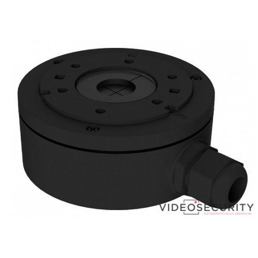 Hikvision DS-1280ZJ-XS-B Kötődoboz csőkamerához; fekete