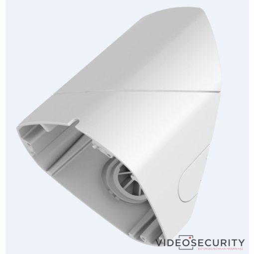 Hikvision DS-1281ZJ-DM25-B Ferde fali tartó; kötődobozzal; DS-2CD63xx panorámakamerákhoz