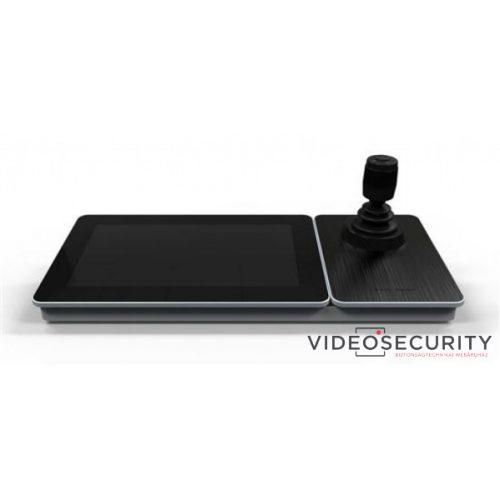 """Hikvision DS-1600KI (B) IP vezérlő 10"""" színes TFT érintőkijelzős monitorral joystick-kal"""