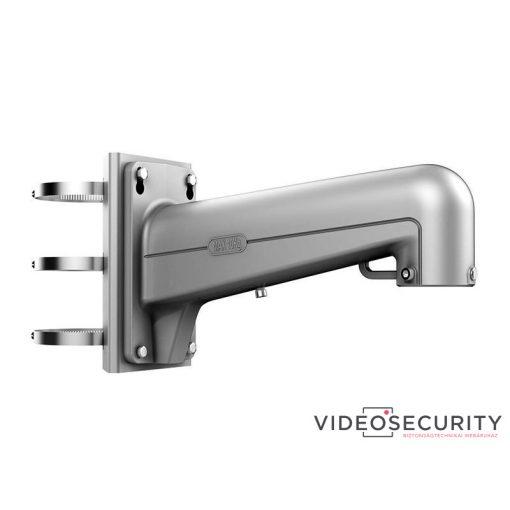 """Hikvision DS-1602ZJ-pole-P Kültéri fali tartó 5"""" speed dómhoz; oszlopkonzollal; 67-127mm átmérőhöz"""