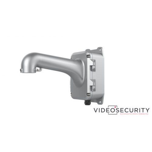 """Hikvision DS-1604ZJ-box-P Kültéri fali tartó 5"""" speed dómhoz kötődobozzal"""