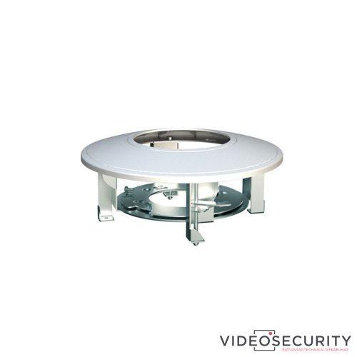 Hikvision DS-1671ZJ-SD11 Mennyezeti konzol süllyesztő konzol DE4A sorozatú PTZ dómkamerákhoz