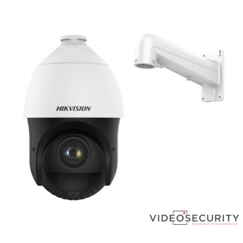 Hikvision DS-2AE4215TI-D (E) 2 MP THD IR PTZ dómkamera kültérre konzollal 15x zoom 1080p