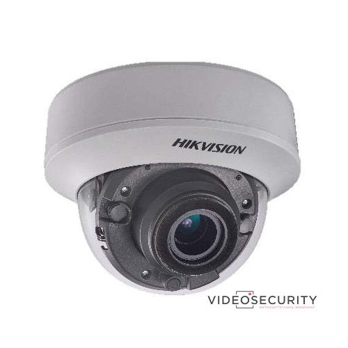 Hikvision DS-2CC52D9T-AITZE (2.8-12mm) 2 MP THD WDR motoros zoom EXIR dómkamera OSD menüvel PoC