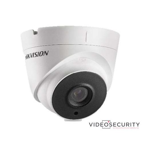 Hikvision DS-2CC52D9T-IT3E (3.6mm) 2 MP THD WDR fix EXIR dómkamera; OSD menüvel; PoC