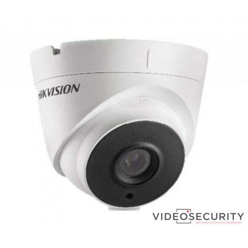 Hikvision DS-2CC52D9T-IT3E (6mm) 2 MP THD WDR fix EXIR dómkamera; OSD menüvel; PoC