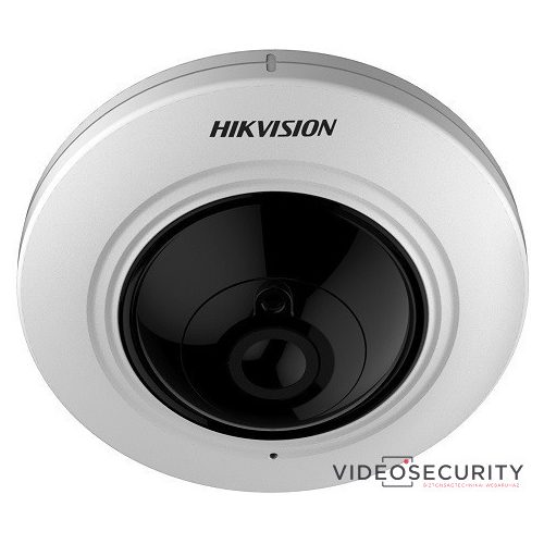 Hikvision DS-2CC52H1T-FITS (1.1mm) 5 MP THD EXIR panorámakamera OSD menüvel