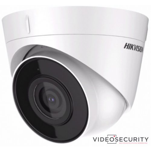 Hikvision DS-2CD1323G0-IU (2.8mm) 2 MP fix EXIR IP dómkamera beépített mikrofon