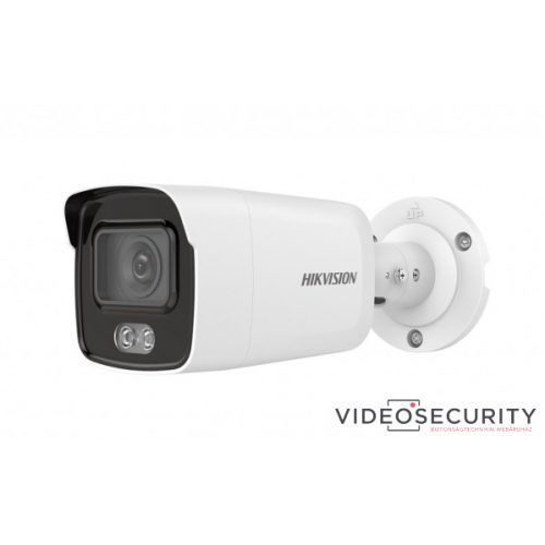 Hikvision DS-2CD2027G1-L (2.8mm) 2 MP WDR fix ColorVu IP csőkamera láthatófény