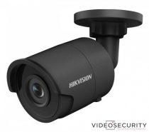 Hikvision - 4 MP WDR fix EXIR IP csőkamera; fekete