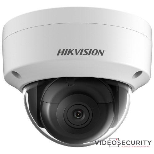 Hikvision DS-2CD2125FHWD-IS (2.8mm) 2 MP WDR fix EXIR IP dómkamera hang be- és kimenet 50 fps