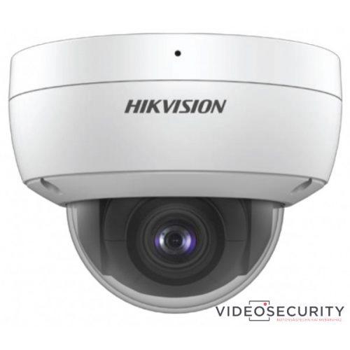 Hikvision DS-2CD2143G0-IU (2.8mm) 4 MP WDR fix EXIR IP dómkamera beépített mikrofon