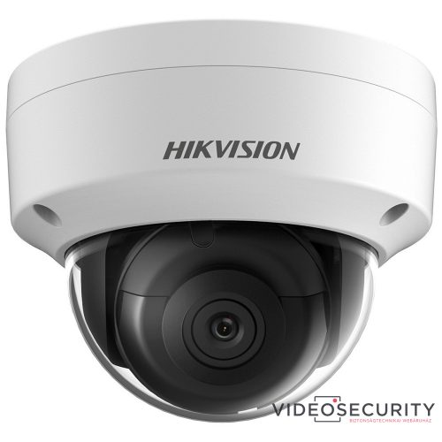 Hikvision DS-2CD2163G0-IS (2.8mm) 6 MP WDR fix EXIR IP dómkamera hang be- és kimenet