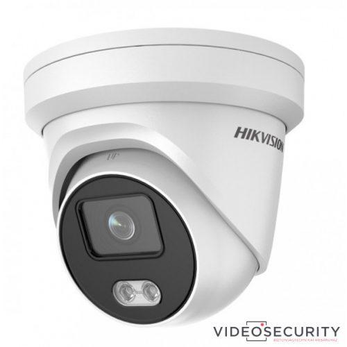 Hikvision DS-2CD2327G1-L (2.8mm) 2 MP WDR fix ColorVu IP dómkamera
