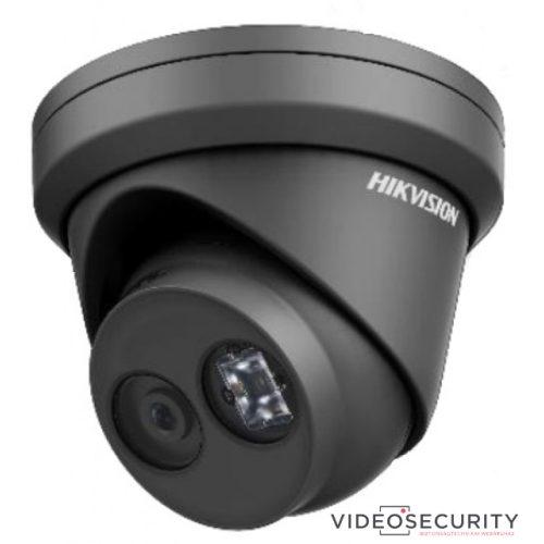 Hikvision DS-2CD2385FWD-I-B (2.8mm)(B) 8 MP WDR fix EXIR IP dómkamera fekete