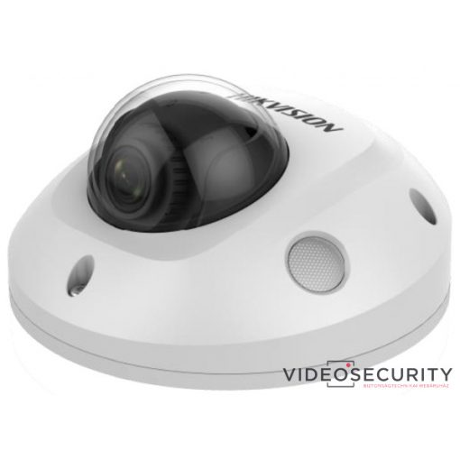 Hikvision DS-2CD2563G0-IS (4mm) 6 MP WDR fix EXIR IP mini dómkamera; hangkimenet és mikrofon