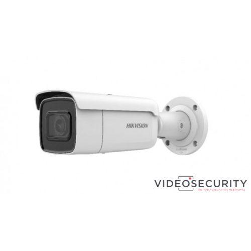 Hikvision DS-2CD2623G1-IZS (2.8-12mm) 2 MP WDR motoros zoom EXIR IP csőkamera; hang be- és kimenet; arcdetektálás