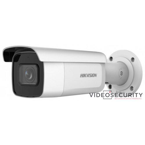 Hikvision DS-2CD2623G2-IZS (2.8-12mm) 2 MP WDR motoros zoom EXIR IP csőkamera; hang be- és kimenet; arcdetektálás