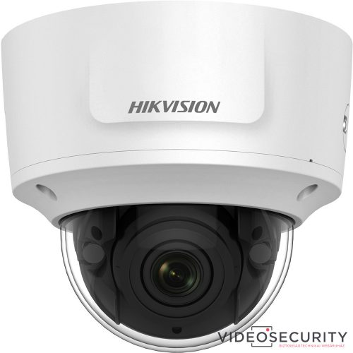 Hikvision DS-2CD2765FWD-IZS (2.8-12mm) 6 MP WDR motoros zoom EXIR IP dómkamera hang be- és kimenet