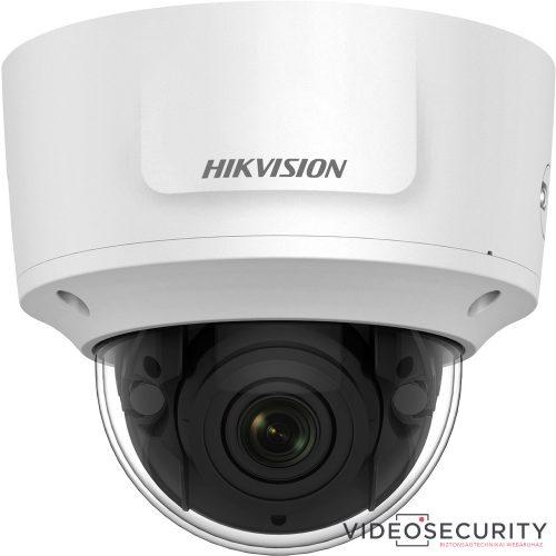 Hikvision DS-2CD2785FWD-IZS(2.8-12mm)(B) 8 MP WDR motoros zoom EXIR IP dómkamera hang be- és kimenet