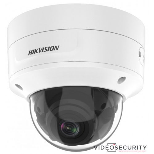 Hikvision DS-2CD2786G2-IZS (2.8-12mm) 8 MP AcuSense WDR motoros zoom EXIR IP dómkamera hang I/O integrált RJ45