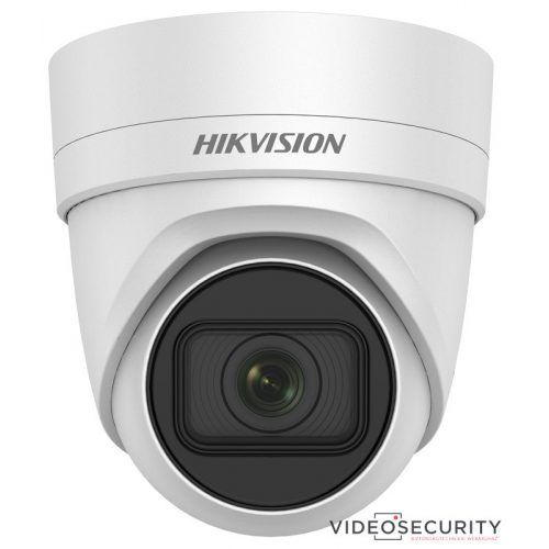 Hikvision DS-2CD2H23G0-IZS (2.8-12mm) 2 MP WDR motoros zoom EXIR IP dómkamera; hang be- és kimenet