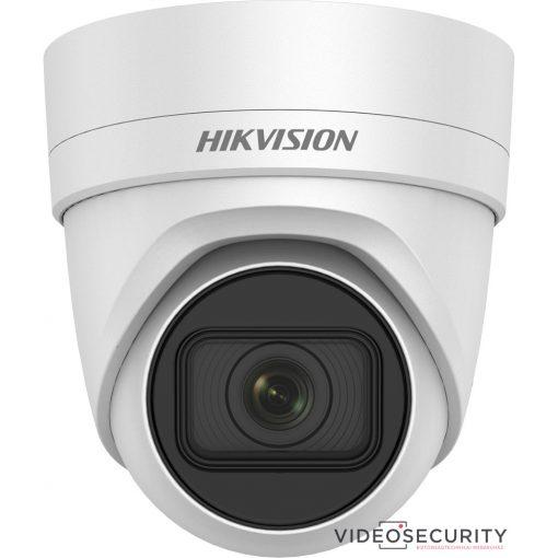 Hikvision DS-2CD2H25FHWD-IZS (2.8-12mm) 2 MP WDR motoros zoom EXIR IP dómkamera; hang be- és kimenet; 50 fps