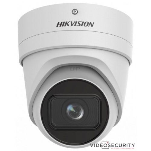 Hikvision DS-2CD2H26G2-IZS (2.8-12mm) 2 MP AcuSense WDR motoros zoom EXIR IP dómkamera; hang I/O; riasztás I/O