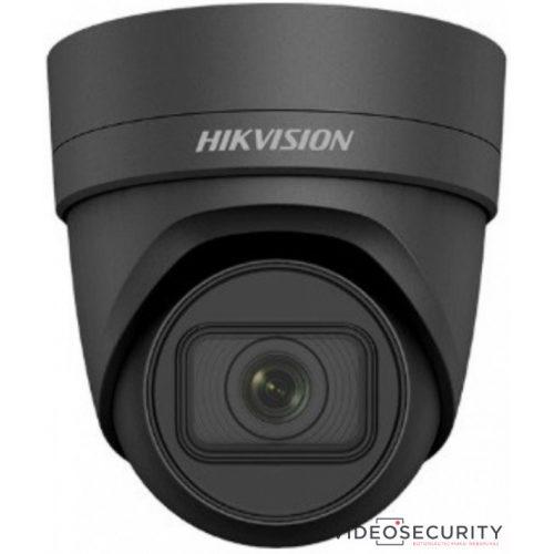 Hikvision DS-2CD2H45FWD-IZS-B (2.8-12mm) 4 MP WDR motoros zoom EXIR IP dómkamera hang be- és kimenet fekete