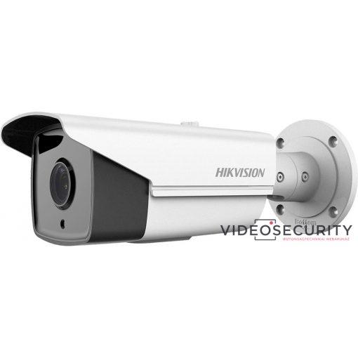 Hikvision DS-2CD2T25FHWD-I8 (12mm) 2 MP WDR fix EXIR IP csőkamera 80 m IR-távolsággal; 50 fps