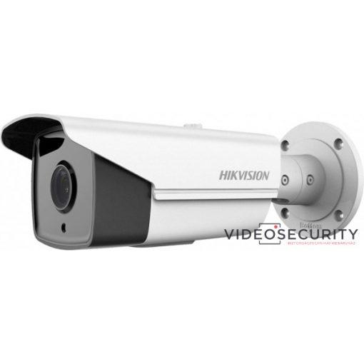 Hikvision DS-2CD2T25FHWD-I8 (6mm) 2 MP WDR fix EXIR IP csőkamera 80 m IR-távolsággal; 50 fps
