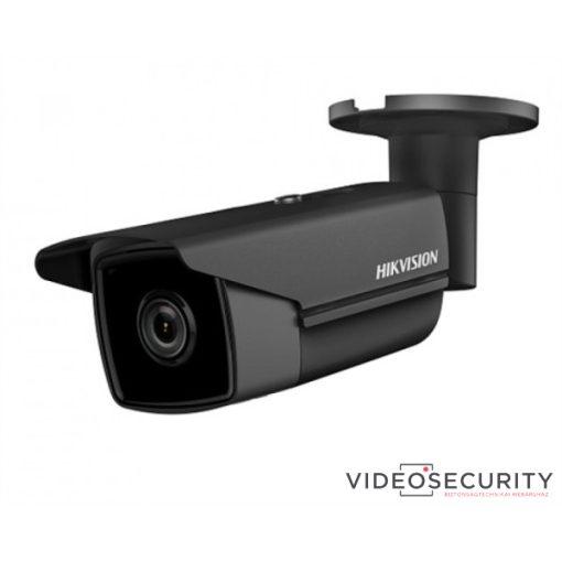 Hikvision DS-2CD2T25FWD-I8-B (4mm) 2 MP WDR fix EXIR IP csőkamera; 80 m IR-távolsággal; fekete
