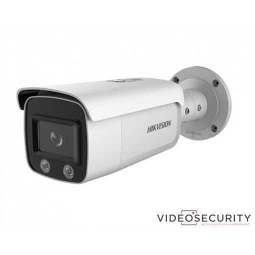 Hikvision DS-2CD2T27G1-L (6mm) 2 MP WDR fix ColorVu IP csőkamera