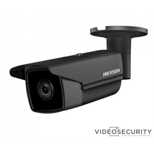 Hikvision DS-2CD2T45FWD-I8-B (2.8mm) 4 MP WDR fix EXIR IP csőkamera 80 m IR-távolsággal fekete