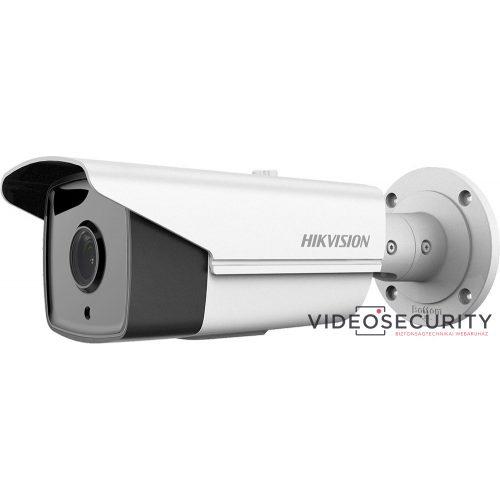 Hikvision DS-2CD2T45FWD-I8 (12mm) 4 MP WDR fix EXIR IP csőkamera 80 m IR-távolsággal