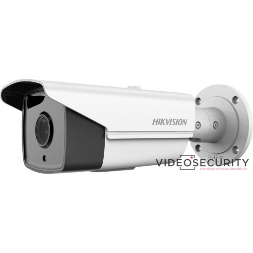 Hikvision DS-2CD2T45FWD-I8 (12mm) 4 MP WDR fix EXIR IP csőkamera 80 m IR-távolsággal