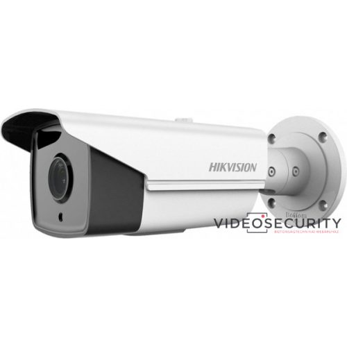 Hikvision DS-2CD2T45FWD-I8 (4mm) 4 MP WDR fix EXIR IP csőkamera 80 m IR-távolsággal