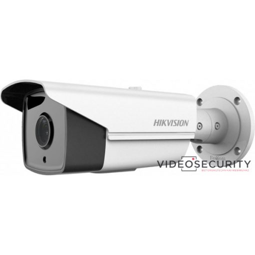 Hikvision DS-2CD2T45FWD-I8 (6mm) 4 MP WDR fix EXIR IP csőkamera 80 m IR-távolsággal