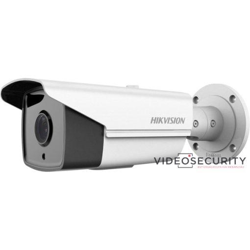 Hikvision DS-2CD2T63G0-I8 (4mm) 6 MP WDR fix EXIR IP csőkamera 80 m IR-távolsággal