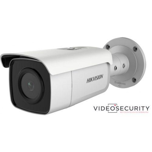 Hikvision DS-2CD2T85FWD-I8 (6mm)(B) 8 MP WDR fix EXIR IP csőkamera 80 m IR-távolsággal