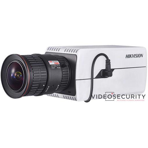 Hikvision DS-2CD5085G0-AP 8 MP WDR DarkFighter Smart IP boxkamera; P-írisz