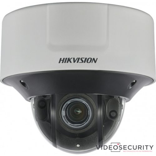 Hikvision DS-2CD5526G1-IZHS (2.8-12mm) 2 MP WDR DarkFighter motoros zoom EXIR Smart IP dómkamera; hang és riasztás be- és kimenet